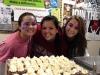 SJUAMA Volunteers at Cal's Cupcake Challenge