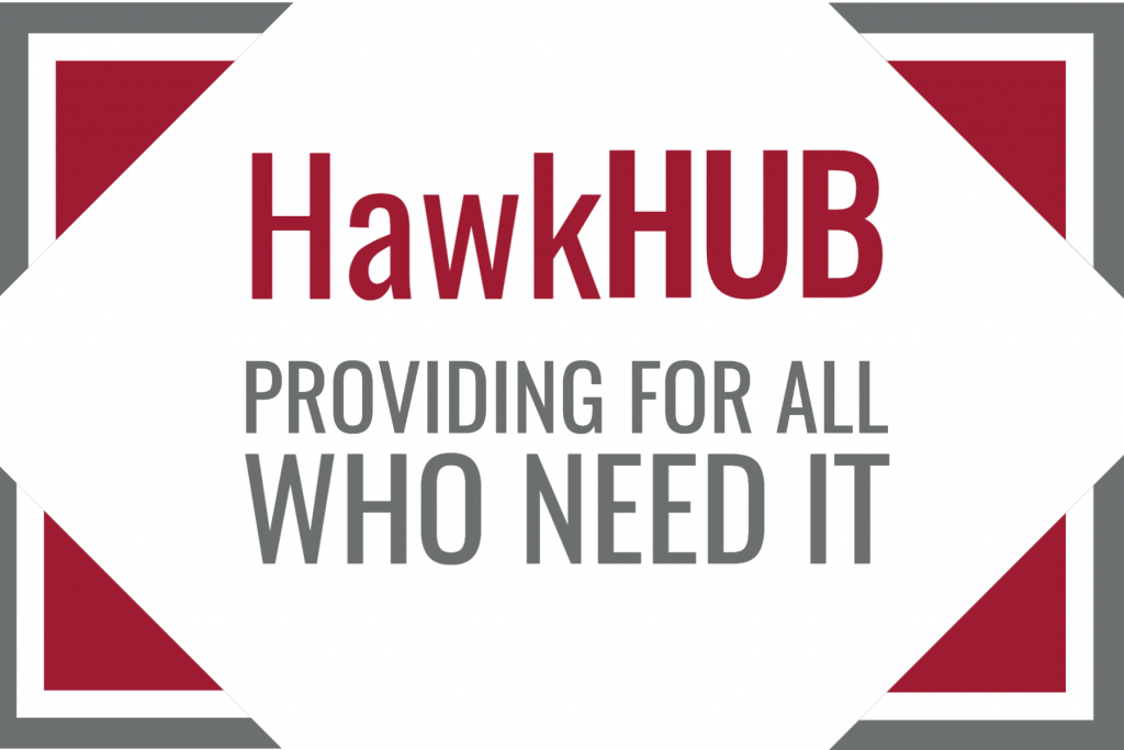Hawk Hub: providing for all who need it