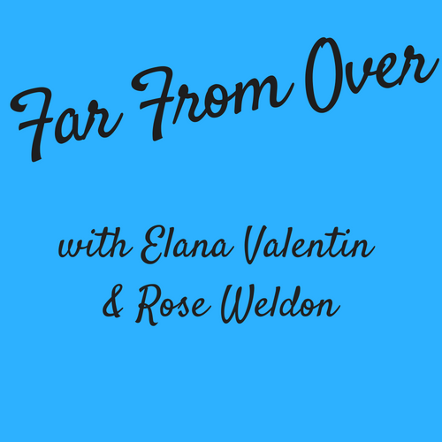 Far From Over - Claudia Weldon