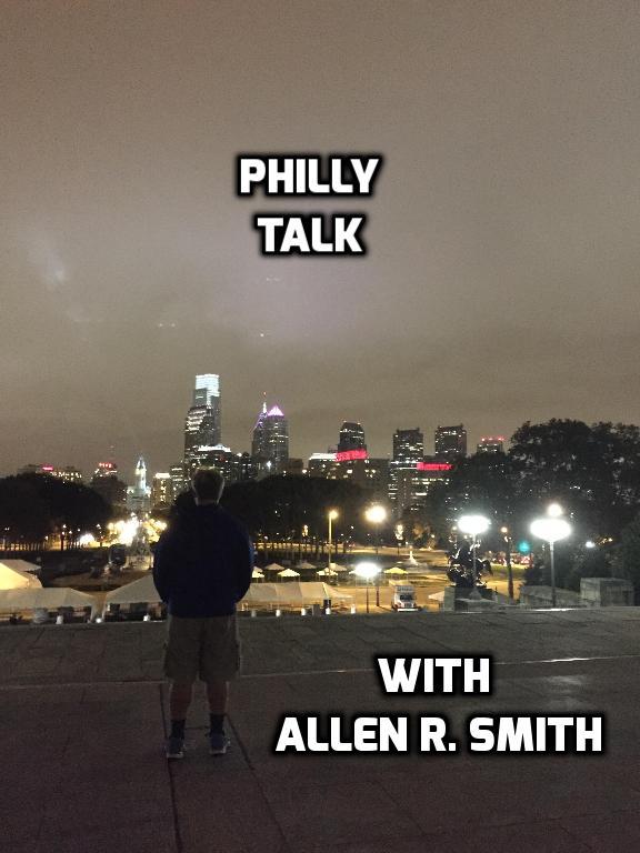 Philly Talk Logo - Allen Smith