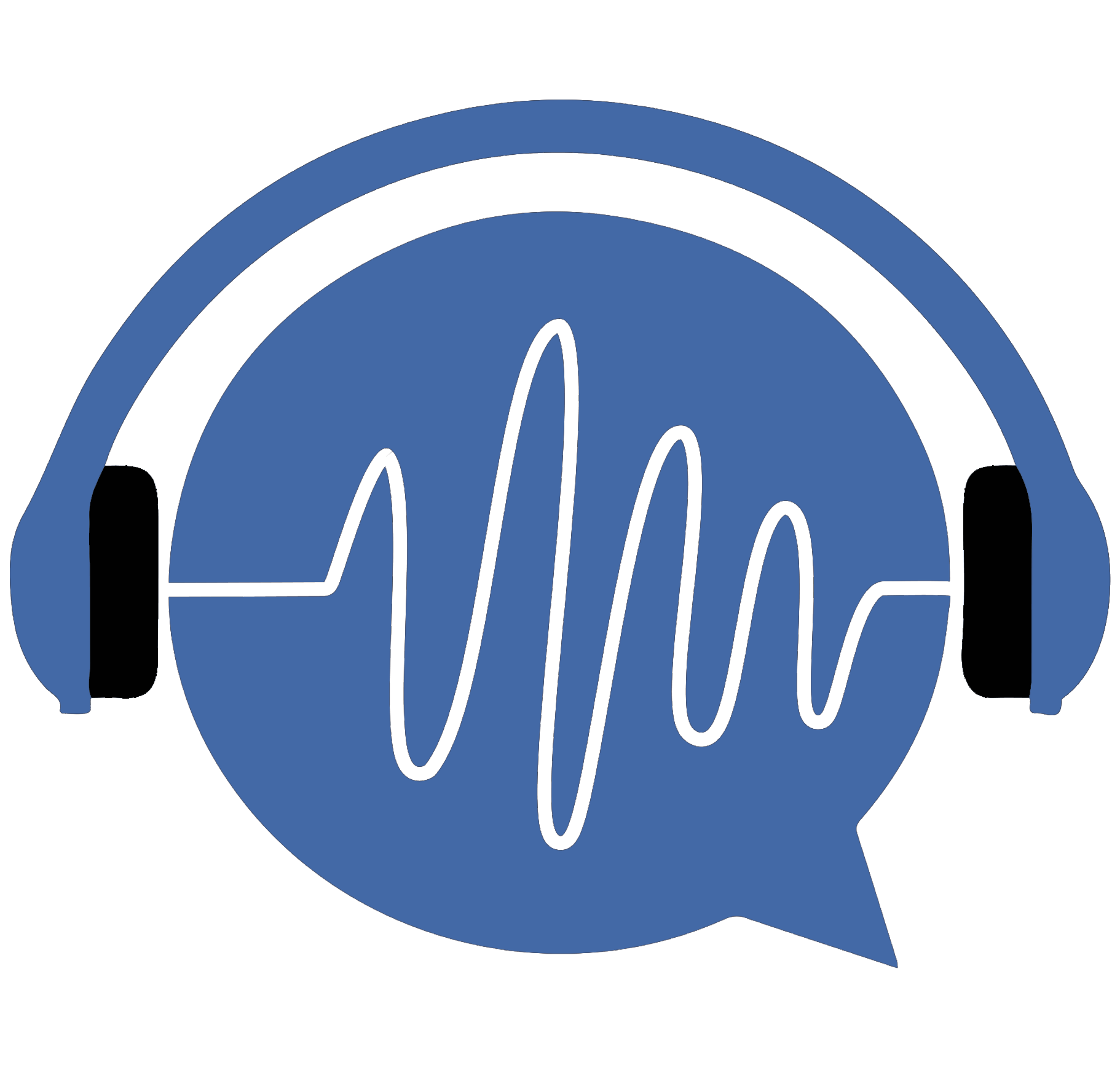 radio logo - Vince Morency