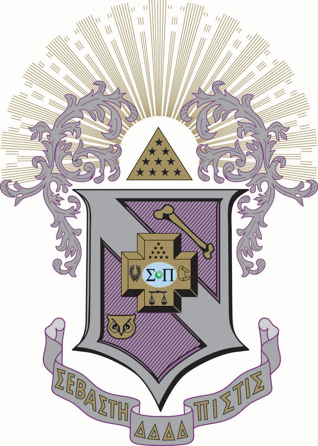 Official crest sigma pi official crest buycottarizona